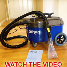 carpet cleaning machines. portable carpet cleaning machine, spotter for car detailing - aqua pro vac machines i