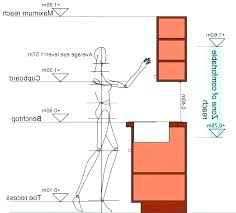 standard refrigerator height. Refrigerator Depth Standard Width Bar Height Dimensions Beautiful Usual