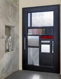 beach house front door ideas entry modern with glass pane front door red glass front door metal door