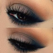 makeup inspo for tonight y navy blue use our mink lash style illicit if you haven t got yours treat yourself
