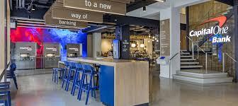 Capital One Bank Customer Service Callisonrtkl Designed Capital One Union Square Opens In New York