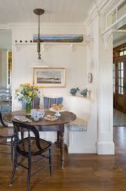 breakfast nook furniture ideas. small shingle beach cottage breakfast nook blue u0026 white libertystyle fabric on furniture ideas 1