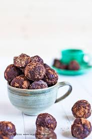 an easy decadent oil free nutrition and energy packed truffles recipe perfect