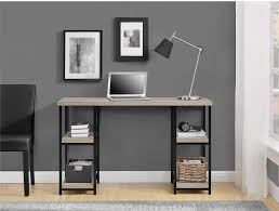 home office desk decorating ideas office furniture. Exellent Decorating Altra Elmwood Double Pedestal Desk A Contemporary Idea Of An Office  In Home Office Desk Decorating Ideas Furniture B