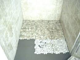 tile shower floor pebble tile shower floor best tiles for shower floors best tile for with tile shower floor