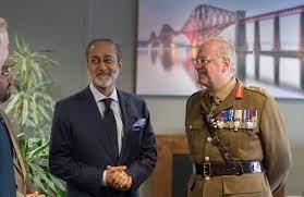 تعرف على سلطان عمان الجديد هيثم بن طارق آل سعيد| صور - بوابة الأهرام