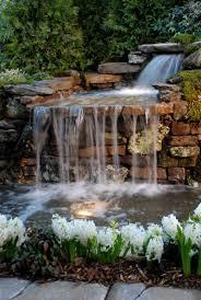 Small Picture Small Backyard Waterfall Ideas Backyard Design And Backyard Ideas