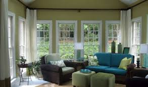 furniture for sunrooms. interiortrendy green wicker furniture sunroom design idea with pool feat cool ceiling fans for sunrooms