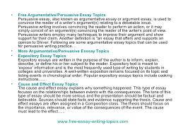 nursery essay topics
