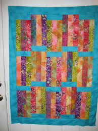160 best Jelly Rolls images on Pinterest | Patchwork quilting ... & My First Jelly Roll Strip Quilt Top - Quilt With Us. Quilting Patterns  FreeJelly ... Adamdwight.com