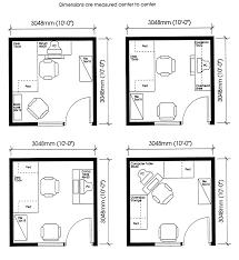 office room plan. Office Room Plan I
