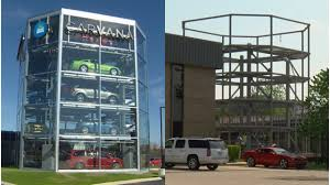 Carvana Vending Machine Houston Amazing Car vending machine appears to be coming to Raleigh