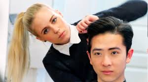 Top 3 Asian Hair Tutorials Mens Hair Inspiration Youtube