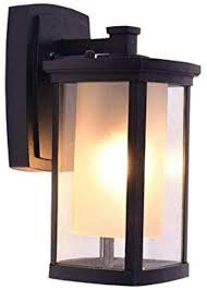 Pilaster Lights Wall Lamp Eye Protection Home Light Outdoor Balcony