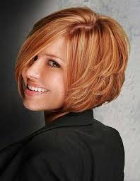 cute short layered bob haircut
