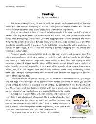 6th Grade Reading Comprehension Printable Worksheets | Homeshealth ...