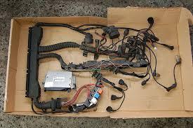 e34 m50 ecu and wiring harness non vanos 5 speed $175 Wiring Harness Connector Plugs at M50 Wiring Harness For Sale