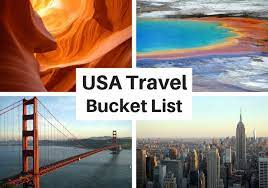 usa travel bucket list 125 amazing