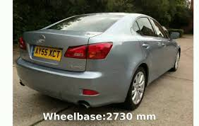 2005 Lexus IS250 Automatic - Details & Info - YouTube