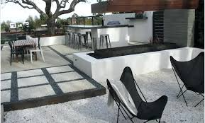 modern concrete patio. Modern Patio Ideas Colored Concrete Patios Stamped Landscaping .