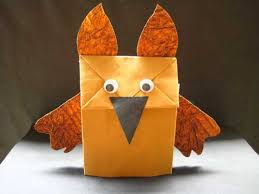 How To Make Paper Bag Puppets In 5 Minutes
