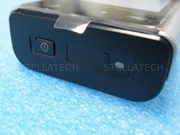 Sony Ericsson V600 - Front Cover + Lens ...