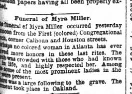 Myra Miller funeral - Newspapers.com