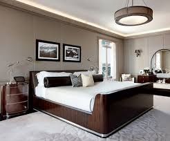 Luxury Bedroom Decorating Interesting Bedroom Decorating Ideas With A White Wall Design