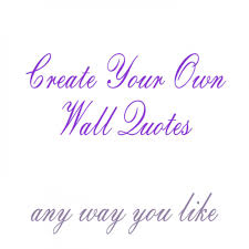 Small Picture Text Wall Sticker Custom Your Own Wall Quotes Lettering Annabelle