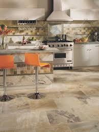 Wood Tile Floor Kitchen Kitchen Wood Tile Floor Ideas Cone Black Hanging Lamp White Stone