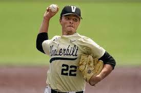 Texas Rangers select Vandy pitcher Jack ...