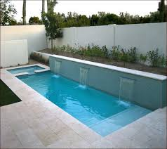 Plain Small Rectangular Pool Designs Inground Stunning Home Swimming Pools And Perfect Design