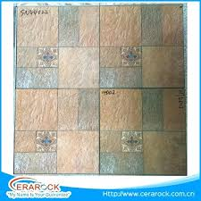 Small Picture Cube Design Floor Handmade Tiles Can Be Colour Coordinated And