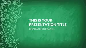 Cool Backgrounds For Ppt The Best Free Powerpoint Templates To Download In 2018