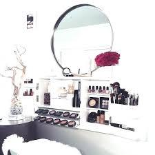 white makeup organizer white 1 ed for minor defects wall white makeup organizer white 1 ed wall makeup organizer