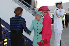 julia gillard husband. her majesty the queen meets with prime minister julia gillard (left) and governor- husband