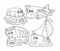 Coloring Pages For Toddlers Preschool And Kindergarten
