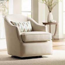 swivel accent chair. Infinity Snowdrift White Swivel Accent Chair I