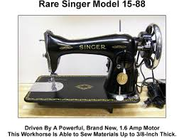 Singer Sewing Machine 1949