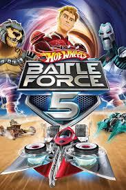 Risultati immagini per Hot Wheels Battle Force 5