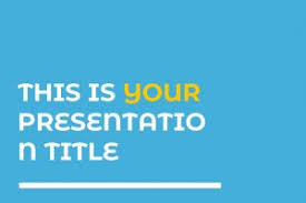 Blue Power Point Templates 35 Free Blue Powerpoint Templates
