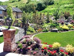 fabric garden. Garden Landscape Fabric Design With Planting Trees Shrubs Perennials U Ground Cover Materials Vs Rock S