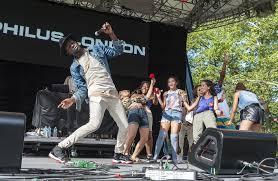 Summerstage Seating Chart 2019 Central Park Summerstage Concert Guide