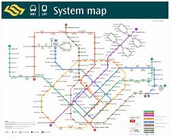train system map  mrt  lrt trains  public transport  land