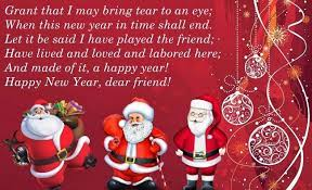 Let this holiday and the new year be filled with peace and prosperity. Happy New Year Greetings Messages And Quotes For Family And Friends Funny Christmas Messages Happy New Year Message Best Christmas Messages