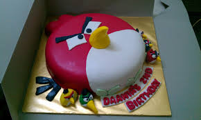Cakes Angry Birds