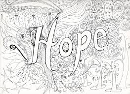 Printable Difficult Coloring Pages For Adults To And Print For Free