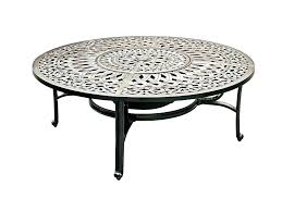 round coffee table coffee table black
