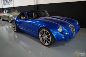 Wiesmann MF 3 Cabriolet / Roadster 2000 Blue for Sale #288 - Dyler