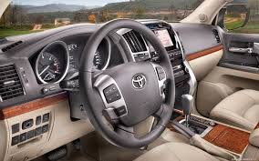 2012 Toyota Land cruiser 200 – pictures, information and specs ...